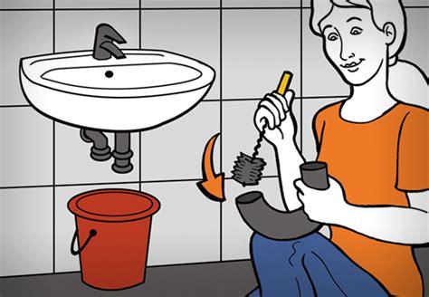 Waschbecken Siphon Reinigen by Abfluss Richtig Reinigen Tipps Und Tricks Obi