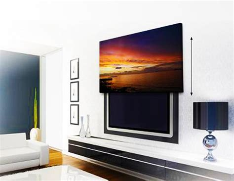 tv display ideas 20 attractive home decorating ideas to hide living room tv