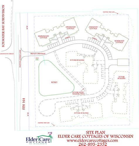 floor plan for elder care cottages memory care units homey floor plan for elder care cottages memory care units