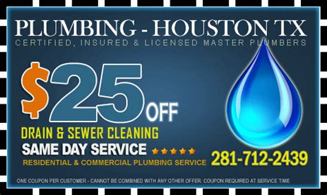 Plumbing Services Houston Residential Plumbing Services In Houston Tx