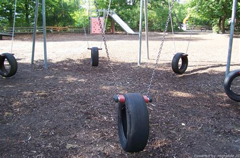 vertical tire swing playground elements 2 3 swings