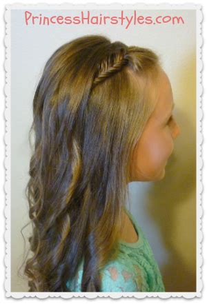 Hairstyles For School Picture Day by Picture Day Hairstyles Hairstyles For Princess