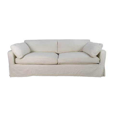 restoration hardware roll arm sofa reviews restoration hardware sofa slipcover review home co