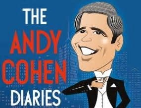 the andy cohen diaries a look at a shallow year books andy cohen dishes on