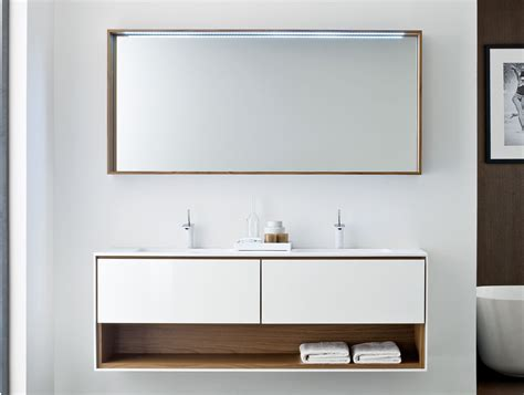 Bathroom Vanity Designer by Frame Fr1 Modern Designer Bathroom Vanity In White Lacquer