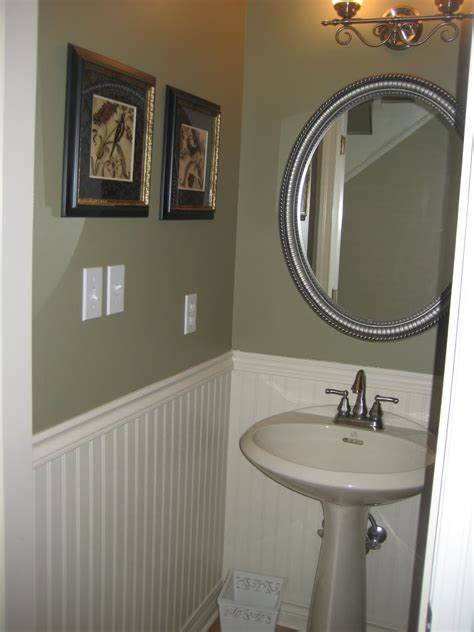 Painting Ideas For Small White Powder Room Studio