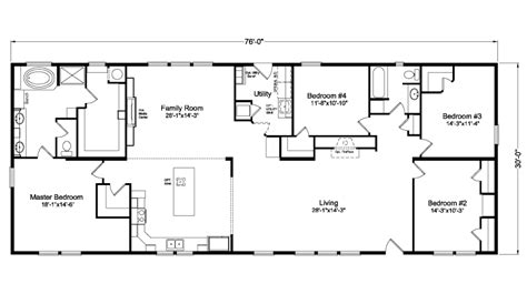 american dream homes plans the dream maker ad30764b manufactured home floor plan or