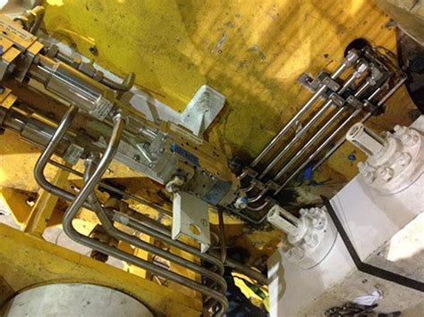Transocean Welding Application Transocean Bop Stack Polar Pioneer 702 706 And Grand