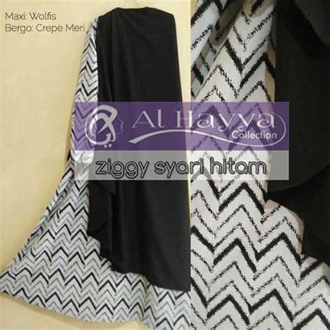 Jilbab Mini Pad Size Fit To L Grosir Jilbab Instan Murah baju muslim syari ziggy a049 gamis model terbaru wolfis