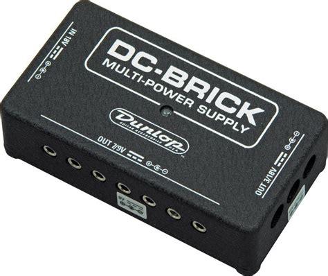 Jual Dc Brick Dunlop dunlop dcb10 dc brick multi pedal power source