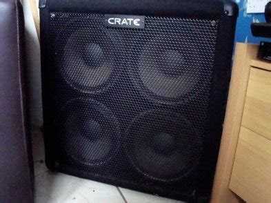 Crate 4x10 Guitar Cabinet by Crate 4x10 Bass Cab For Sale In Tallaght Dublin From Nollige