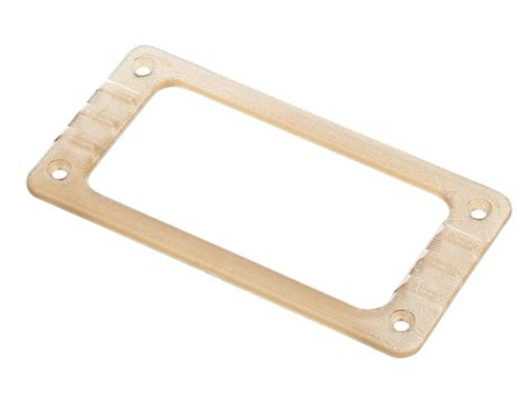 Frame Mounting Gitar Humbucker Besi Gold gretsch humbucker frame bezel gold thomann united states