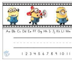 theme changer line minion this item combines words for the months of the year with
