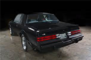 Buick Gnx Grand National Buick Grand National Gnx With 11 Brings 106k