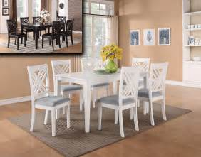 Black And White Dining Room Set by Black And White Dining Room Set Modern Dining Room Sets