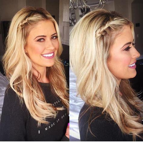 summer hairstyles instagram christina el moussa on instagram bringing the braid back