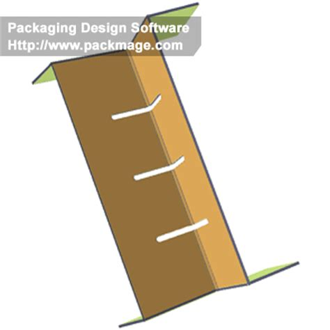packaging design effect on sales packmage corrugated and folding carton box packaging