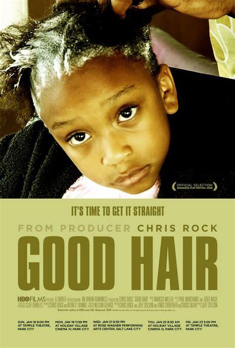 good hair 2009 imdb good hair movie poster 2 of 3 imp awards