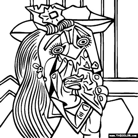 coloring pages starting with the letter p