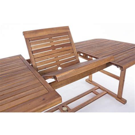 tavoli legno giardino tavolo giardino rettangolare allungabile legno naturale
