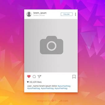 instagram status layout instagram vectors photos and psd files free download