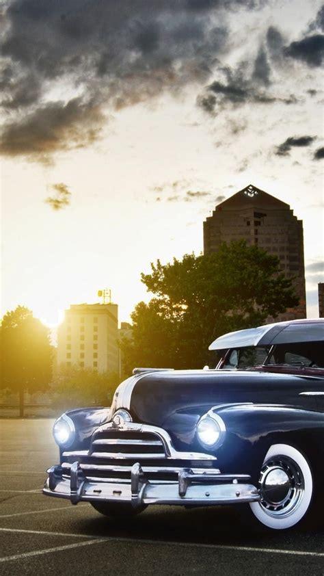 vintage car iphone wallpapers top  vintage car