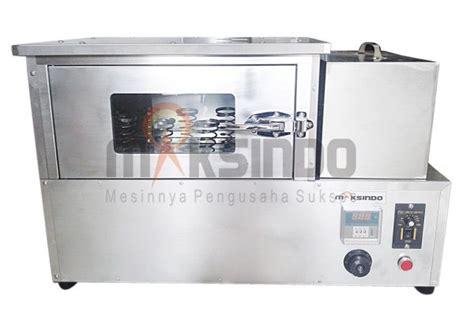Oven Listrik Maksindo mesin pembuat pizza cone paket lengkap toko mesin maksindo