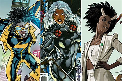 comic book characters pictures 20 great black comic book characters