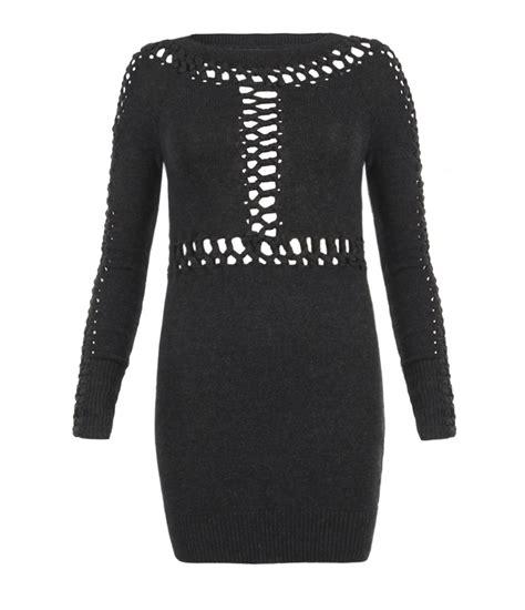 Dress Laurensia allsaints laurentia mini dress in black lyst