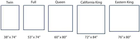 queen bed measurements in feet king size mattress dimensions in feet king and queen size