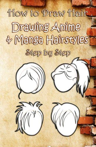 hairstyles book free download ebook how to draw hair drawing anime manga hairstyles step