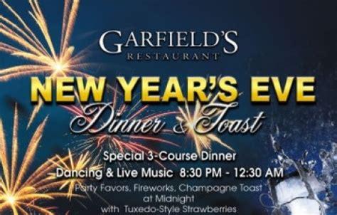 new year dinner speech new year s dinner toast at garfield s restaurant
