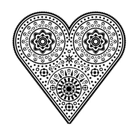 illustrator pattern has gaps how to create an intricate vector heart illustration the