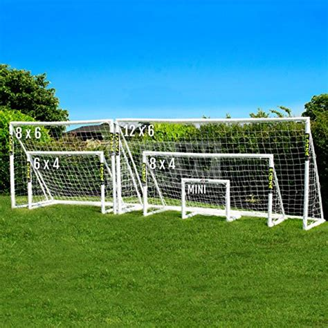 forza soccer goal new improved model 3 x 2 5 foot