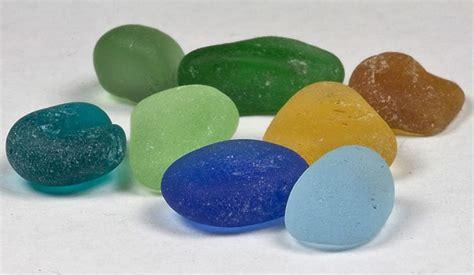 sea glass color sea glass color complete guide to origin and rarity