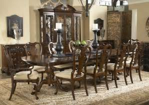 buy american cherry dining room set by fine furniture