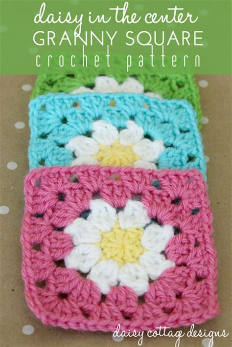 granny squares  projects simply collectible