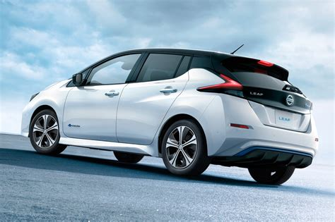 nissan cars new models new nissan leaf 2019 model with 200 mile range coming