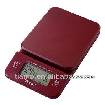 Tiamo Digital Scale With Timer Timbangan Kopi Digital Max 2kg tiamo abs plastic digital weighing scale with timer myscalestore the best scale store in