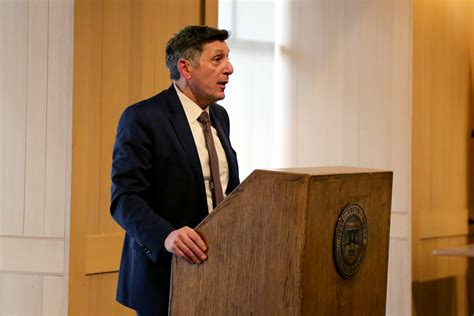 Mpp Mba Joint Degree by Michael Botticelli Speaks At Brandeis Harvard Nida Center