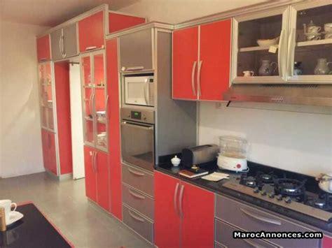 aluminium de cuisine cuisine moderne aluminium le bois chez vous