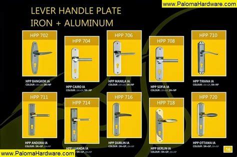 Pengaman Pengganjal Gagang Pintu Karet Bulat hardware official produk kunci handle engsel dan hardware pintu jendela