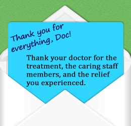 thank you letter to your doctor doctors day appreciation quotes quotesgram