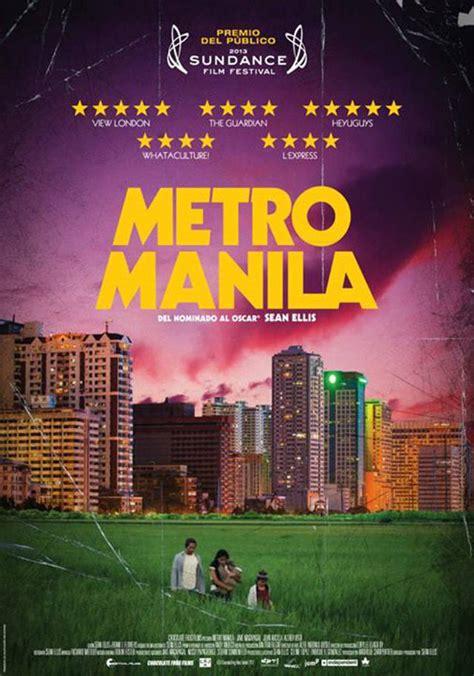 Metro Manila 2013 Metro Manila 2013 Different Cinema