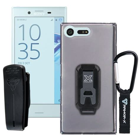 Disabled Kitchen Design Sony Xperia X Compact Mini Shockproof Rugged Case Belt