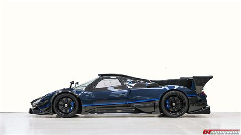 pagani zonda revolucion exclusive final pagani zonda revolucion will be shown in