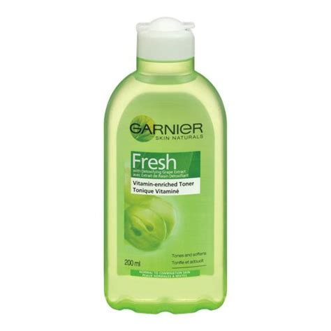 Toner Garnier Light garnier fresh toner discontinued reviews photos