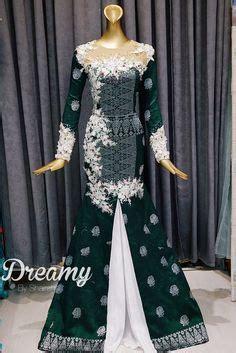 Design Gaun Songket | songket pengantin by chantique the bridal gallery batik