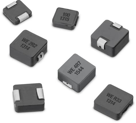 we power inductor we lhmi smd power inductor single coil power inductors wurth electronics standard parts