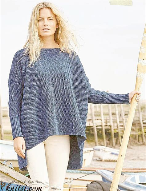 oversized jumper pattern oversized jumper knitting pattern